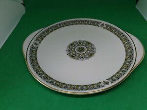 Royal Doulton - Celtic Jewel - T.C.1117 - Cake Plate -