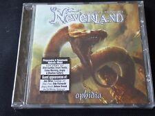Neverland - Ophidia (NEW CD 2010) SAVATAGE ANGRA ALMAH TAD MOROSE PYRAMAZE PAIN
