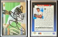 Jason Bere Signed 1994 Upper Deck #42 Card Chicago White Sox Auto Autograph