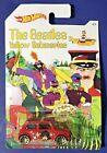 NOC Hot Wheels The Beatles Yellow Submarine 50th Anniversary 4/6 Morris Mini Car