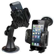 Soporte para Coche Parabrisas Montaje De La Succión Soporte Universal Para Varios Teléfono HTC Desire