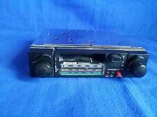 AUTORADIO Vintage d'epoca AUTOVOX Kanguro 732 con FM Cassette Ottima FUNZIONANTE