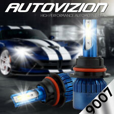 AUTOVIZION LED HID Headlight kit 9007 HB5 White for 2000-2005 Chevrolet Cavalier