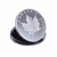 1oz Canadian Maple Leaf Silver Coin Collection Commemorative Coin 2014 With Case