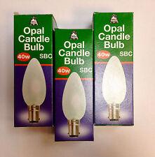 BELL Ampoule bougie Softone blanc opale 40W B15d Ampoule bougie