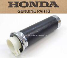 New Genuine Honda Right Grip Throttle Tube Many Cruiser Models (See Notes) #Z129