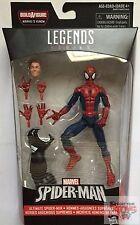 """PETER PARKER Amazing SPIDER MAN Marvel Legends WAVE 6 2016 6"""" INCH FIGURE"""