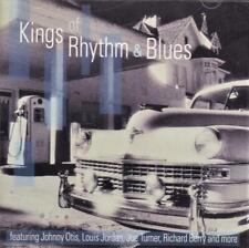 KINGS OF RHYTHM & BLUES - VARIOUS ARTISTS NEW CD