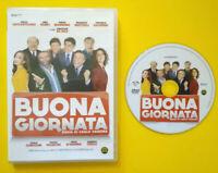 DVD Film Ita Commedia BUONA GIORNATA lino banfi ex nolo no vhs lp cd mc (D4)