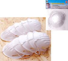 Hygiene Maske Staubschutzmaske Mundschutz Atemschutzmaske 10 Stück Schleifen Kfz
