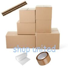Large Double Wall Cardboard House Moving Boxes