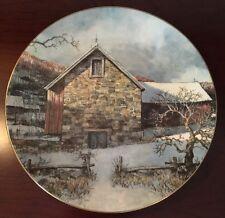 Royal Doulton 'Pennsylvania Pastorale' Collectors Plate 1977