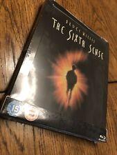 The Sixth Sense blu-ray Steelbook Zavvi Exclusive Sealed Oop Willis Uk import