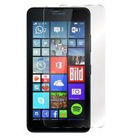 2x Microsoft Lumia 640 Schutzglas Glasfolie Echt Glas Panzerfolie Schutz Folie