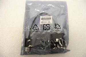 HP 752660-001 DisplayPort To DVL SL Adapter New Sealed