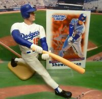 2000  SHAWN GREEN - Starting Lineup - SLU - Figure & Card - LOS ANGELES DODGERS
