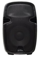 "Ignite Pro 10"" Pro Series Speaker DJ PA System Bluetooth Playback 1800W"
