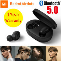 Wireless Bluetooth 5.0 Kopfhörer-TWS Ohrhörer Mikrofon For Xiaomi Redmi Airdots