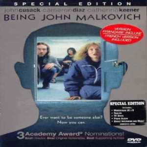 Being John Malkovich - Special Edition Dvd