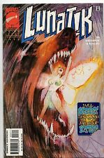 Marvel Comics Lunatik #3 February 1996 VF+