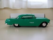 X-EL PRODUCTS / JO-HAN - 1956 PONTIAC STAR CHIEF TAXI - PROMO MODEL