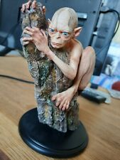 More details for weta workshop gollum / smeagol statue weta cave exclusive lord of the rings uk