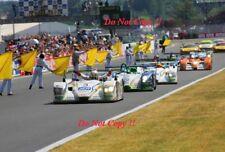Tom Kristensen ADT Racing Audi R8 Winner Le Mans 2005 Photograph 1
