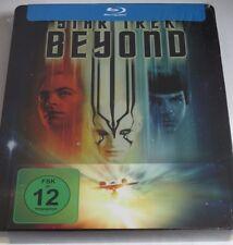 Star Trek Beyond - Blu-ray/NEU/SciFi/Chris Pine/Zoe Saldana/Steelbook