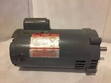 Dayton Jet Pump Motor 1HP 115/230V 60 HZ 1 PH 3450 RPM