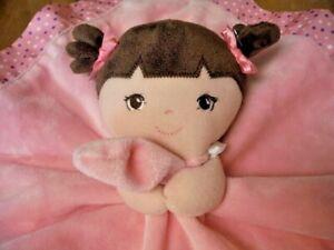 Garanimals Doll Lovey 'My Best Friend' Pink Security Blanket Blankie Plush