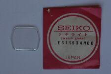 Seiko ES1N63AN00 Vetro Crystal Glass Uhrenglas Verre Original NOS