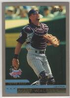 2000 Topps Baseball Los Angeles Angels Team Set