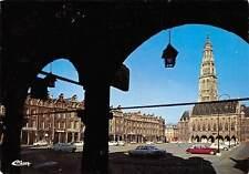 France Arras L'Hotel de Ville Place des Heros Town Hall Cars Voitures