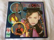Culture Club Colour By Numbers Vinyl LP 1983