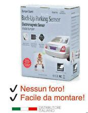 SENSORI Parcheggio INVISIBILE ELETTROMAGNETICO senza fori Universale facile