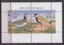 TURKEY 1999 BIRDS S/S MNH C916
