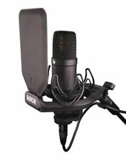"""RODE NT1 KIT 1"""" Cardioid Condenser Microphone with SMR Shockmount #NT1 KIT"""