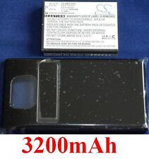 Batterie 3200mAh Pour Samsung GT-i9100 Galaxy S II,GT-i9100 Galaxy S2 avec Cache