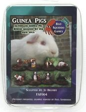 Bad Squiddo Faf004 Guinea Pigs (Animals) Rodents Pets Companions Critters Nib