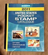 Scott 2011 United States Pocket Stamp Catalogue (Hardcover)
