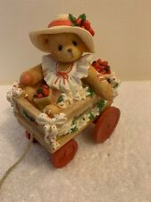 "New Cherished Teddies Enesco 1996 Diane ""I picked the beary best for you"" Bear"