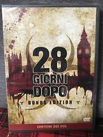 28 Giorni Dopo Bonus Edition DVD Nuovo Doppio Disco 2 DVD Come Foto N