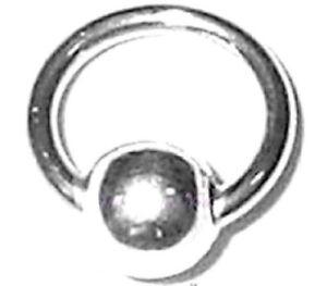 Nagelpiercings, klein. Ø 2-3 mm, 925 Sterlingsilber, komplett silber farbig