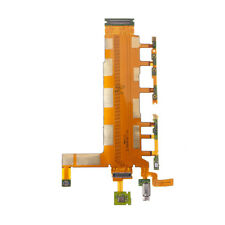 Power Switch Microphone Flex Cable For Mobile Phone Sony Xperia Z3 Dual D6633
