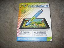 Griffin Blue Crayola Colorstudio HD GC35333 Digital iMarker & App New!!!