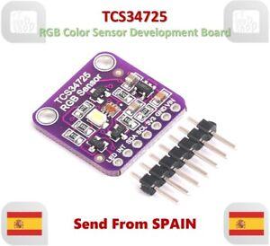 TCS34725 34725 Colour Sensor RGB Colour Sensor Development Board CJMCU-34725