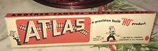 ATLAS HO  #6 Left Brass Assembled Turnout #6LH