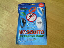 THEYE EYE Mosquito repellent band small 180mm white , low price & free postage