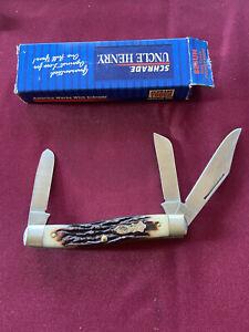 Schrade 885UH king ranch pocket knife