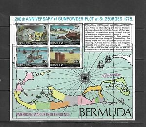 Bermuda -  Lot 198,  Mint, NH.